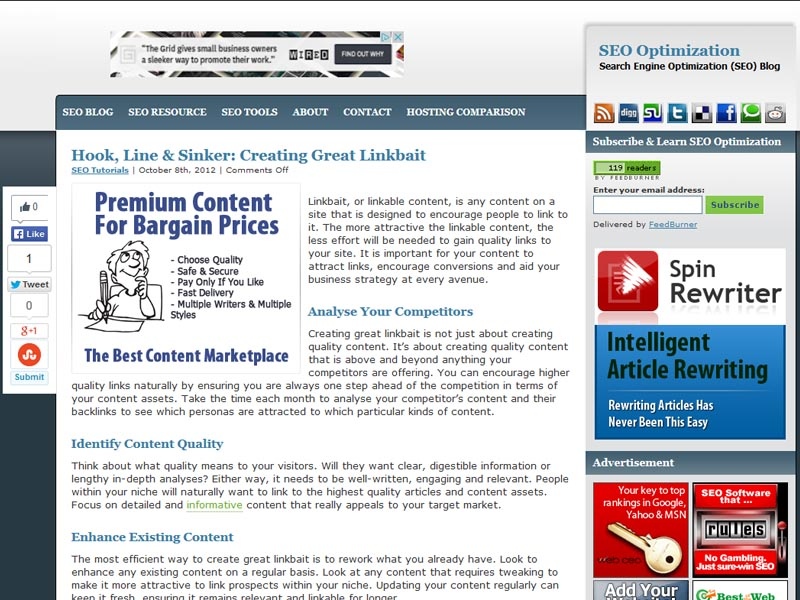 dnseo.net inner page