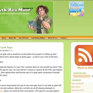 AskReaMaor.com